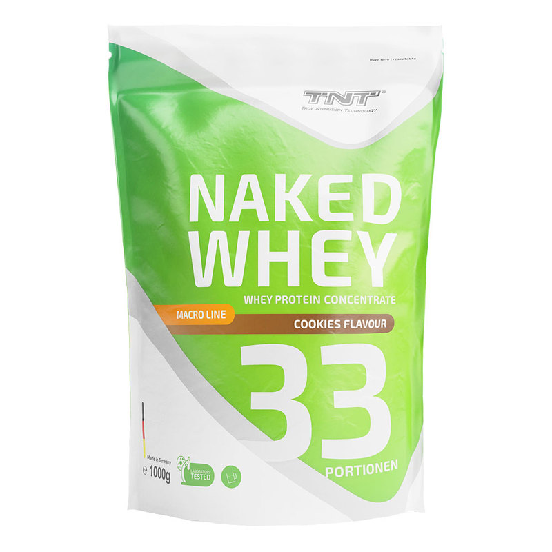 TNT - Naked - Whey - Cookies