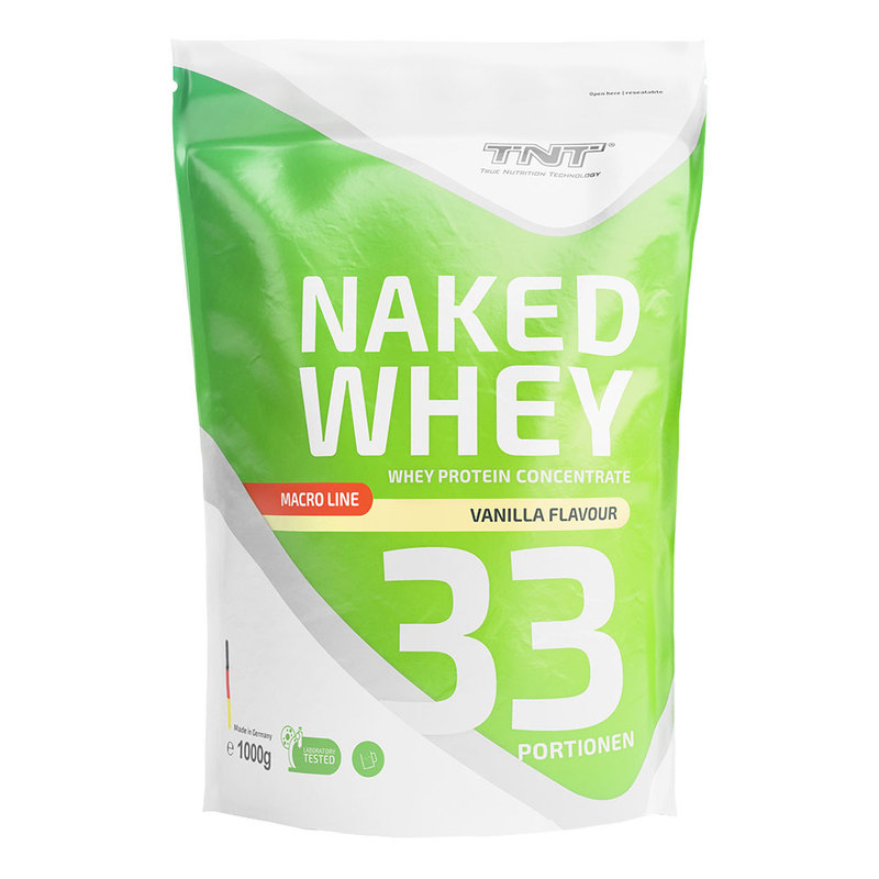 TNT - Naked - Whey - Vanille